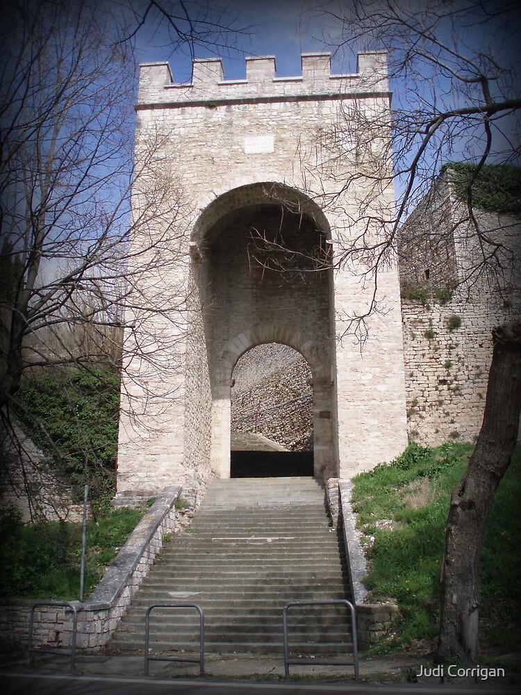 Assisi ~ Italy by Judi Corrigan