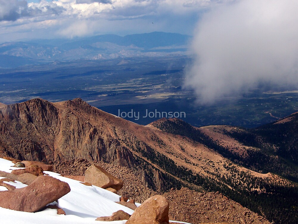 On the top by Jody Johnson