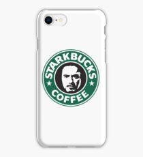 Starbuck Tony iPhone Case/Skin