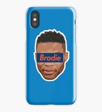 Brodie 1 iPhone Case/Skin