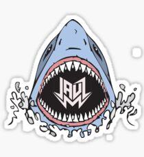 Jauz Sharkhead Sticker