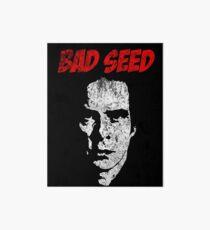 Nick Cave - Bad Seed Art Board