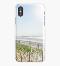 At the Jersey Shore iPhone Case/Skin