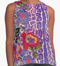tracy porter/ bisous Contrast Tank