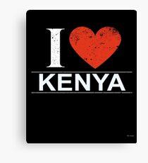 I Love Kenya Gift For Kenyan KENYA T-Shirt Sweater Hoodie Iphone Samsung Phone Case Coffee Mug Tablet Case Canvas Print