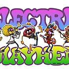 Groovy Mayhem by Kenny Durkin