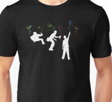Vandalism - White. Unisex T-Shirt