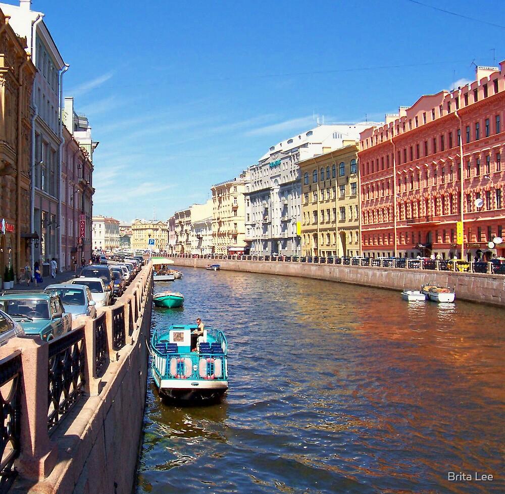 Venice of the North  by Brita Lee