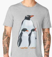 Penguin Party Men's Premium T-Shirt