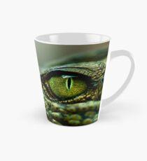 Auge des Krokodils [iPad / Phone Fälle / Drucke / Dekor] Tasse (konisch)