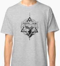 Saturn's Return in Sacred Geometry Classic T-Shirt