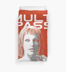 Multi-pass Duvet Cover