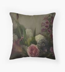 Flowers - Bloom  Throw Pillow