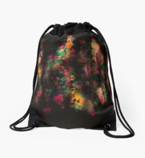 tracy porter/ peacock Drawstring Bag