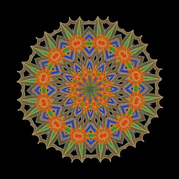 dot mandala by rain-dogs
