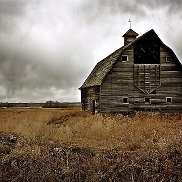 Old Barn by LindaB