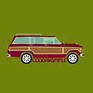 Coddiwomple Wagon by ArtwithDog
