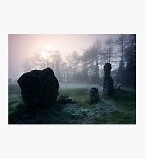 Magical Ring : Oxfordshire Photographic Print