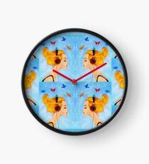 Free Spirit Clock