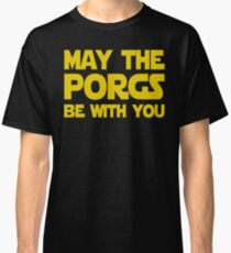 May The Porgs Be With You Classic T-Shirt