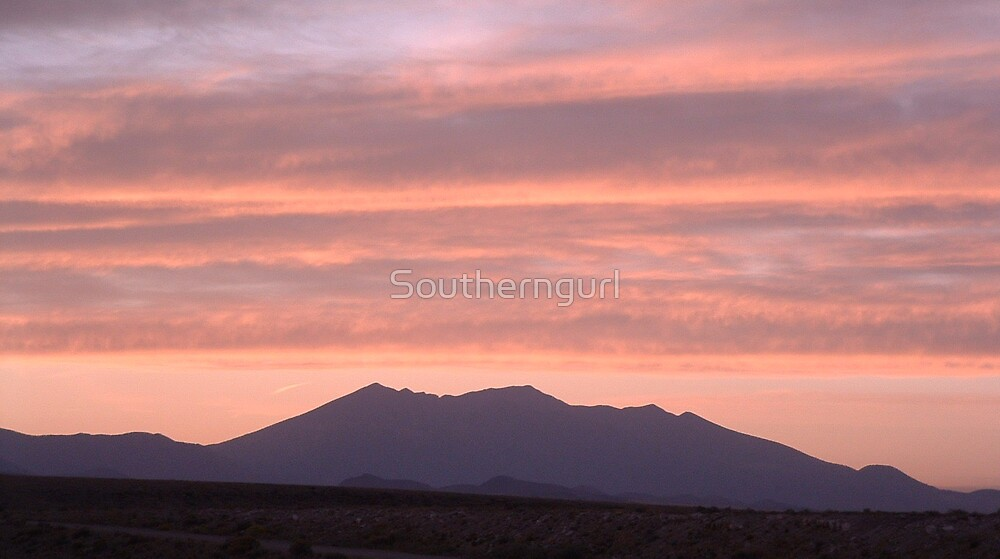 Purple Mountain's Majesty by Southerngurl