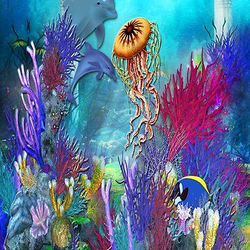 Under Sea Fantasy by Delights