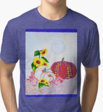 Fall Season Tri-blend T-Shirt