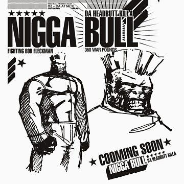 Bull Character by dojoartworks