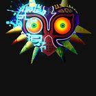 Majora's Mask - Twilight Princess by Brit Gorlicki