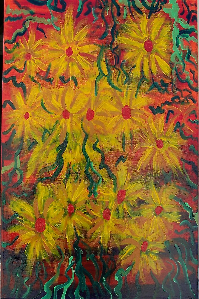 Wallflowers by guitartist