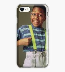 Steve Urkel iPhone Case/Skin