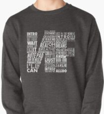 NF - Word Collaboration Design  Pullover