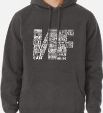 NF - Word Collaboration Design Hoodie