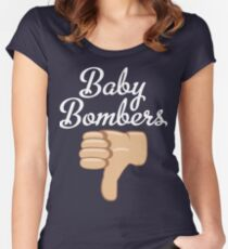 Baby Bombers Women's Fitted Scoop T-Shirt