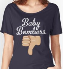 Baby Bombers Women's Relaxed Fit T-Shirt