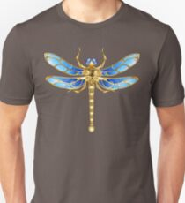 Mechanical Dragonfly ( Steampunk insect ) Unisex T-Shirt