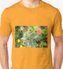 Patterns in Poppy Pods T-Shirt