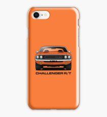 Dodge Challenger RT iPhone Case/Skin