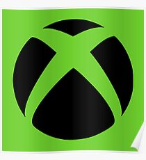 Xbox Green Poster