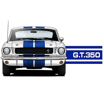 1965 Ford Mustang Shelby GT350 by m-arts