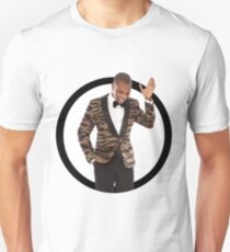Leslie Odom Jr.  T-Shirt
