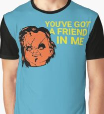 CHUCKY TOY STORY Graphic T-Shirt