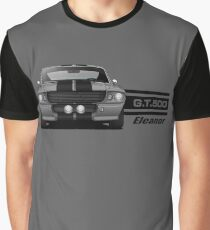 dfcc8e95f Camiseta gráfica 1967 Ford Mustang Shelby GT500 - Eleanor