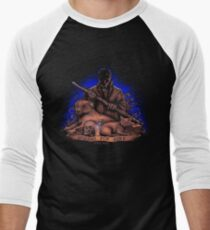 Wizard For Hire Men's Baseball ¾ T-Shirt