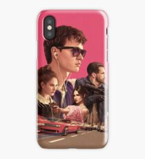Baby Driver  iPhone Case/Skin