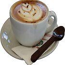 Americano Coffee Vector by taiche