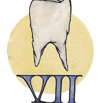 Molle Denti (Soft Teeth) Publishing by MackVanLobster