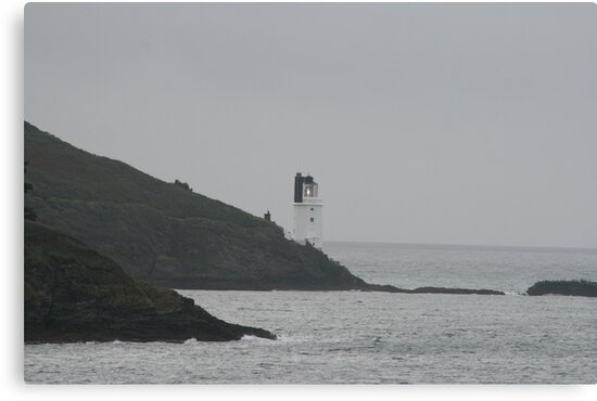 Lighthouse, St Mawes by Iani