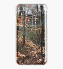 Home Among the Beeches iPhone Case/Skin