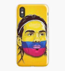 Falcao Colombia iPhone Case/Skin